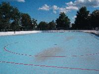 Town of Newburgh Skating Rink